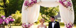 Профессиональное оформление выездной свадьбы