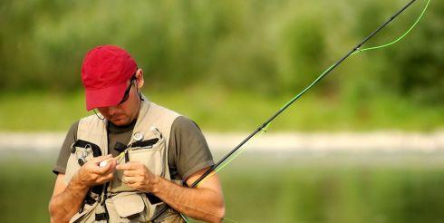 Лето – время для рыбалки