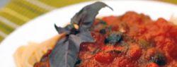 Спагетти по-итальянски (фоторецепт)