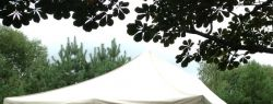 Выбор тентовых шатров для мероприятий на свежем воздухе