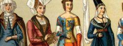 История моды от средневековья до современности