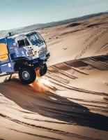 «КАМАЗ-мастер» при поддержке Continental выиграл ралли «Шёлковый путь – 2017»