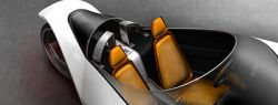 """Экологический концепт автомобиля """"Peugeot Velocite"""""""
