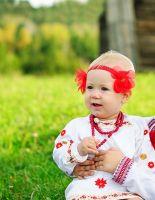 Как выбрать детскую вышиванку ручной работы в Украине