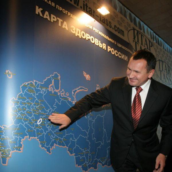 Президент Чувашии Николай Федоров заявил, что Беларусь ввозила молоко в Рос