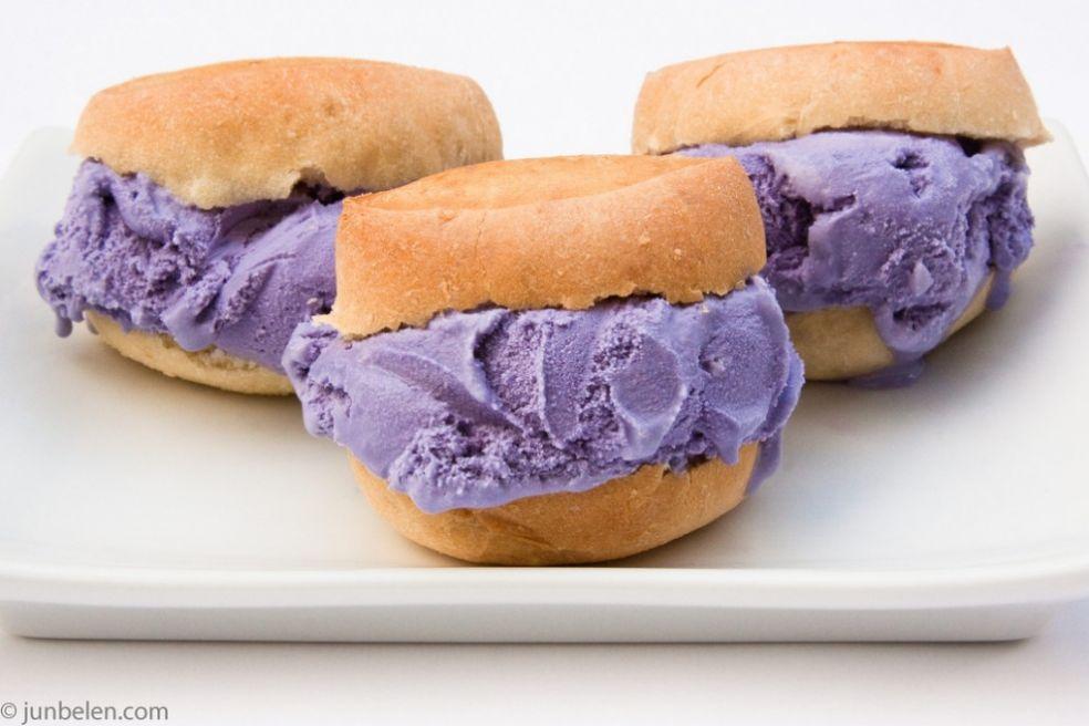 Сэндвичи с мороженым