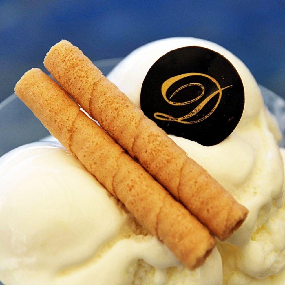 Мороженое из Демеля
