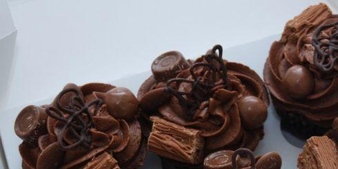 Шоколад во всех его проявлениях