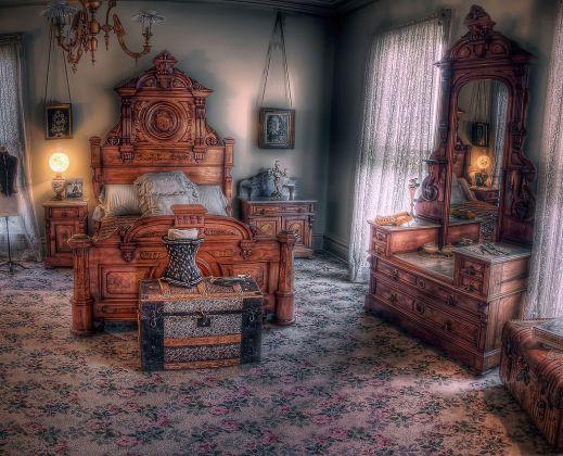 Спальня – здесь не только спят