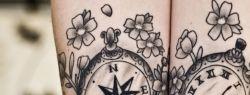 Татуировки – искусство рисунка на коже