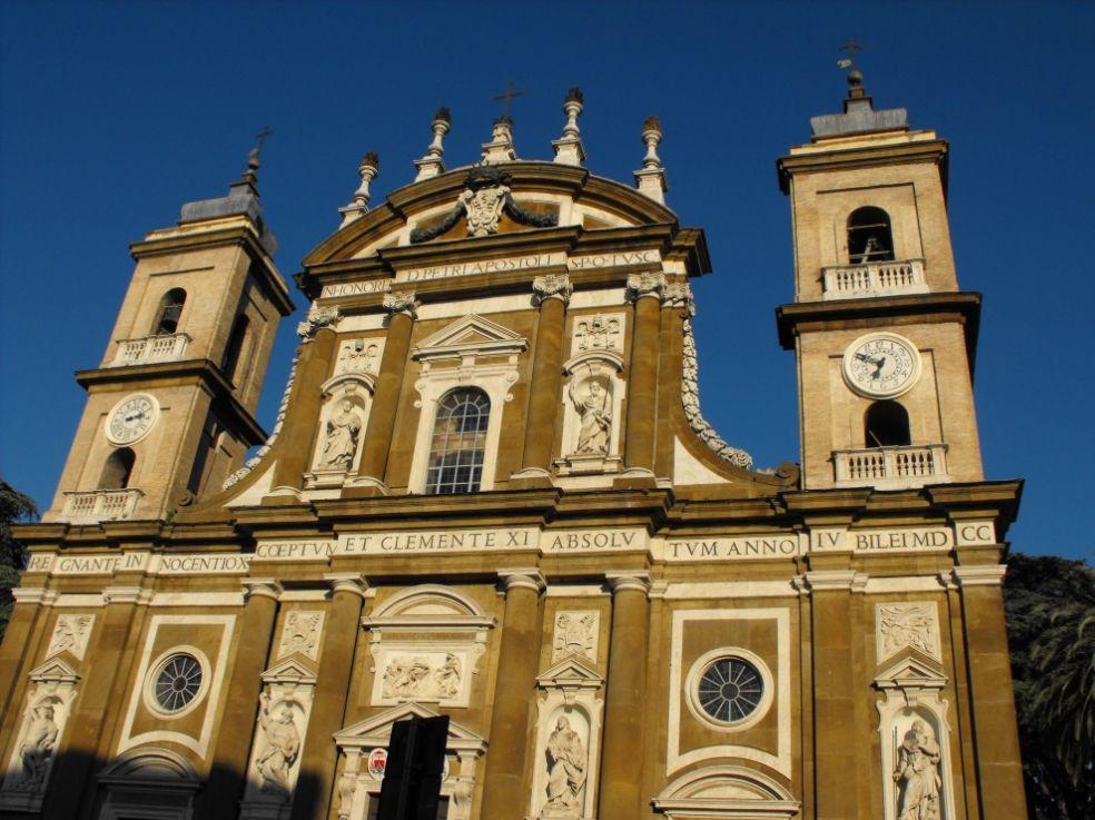 Кафедральный собор Святого Петра во Фраскати