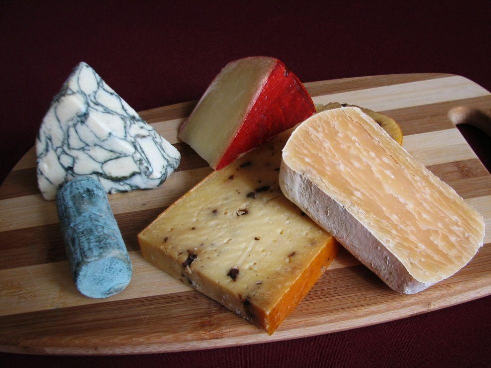 Пять сыров из Катаринадал Kaaсмакериж, Бельгия