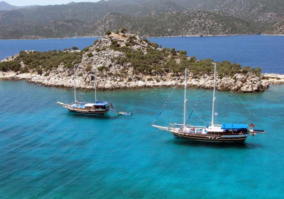 Курорты Турции: куда стоит брать горящие путевки