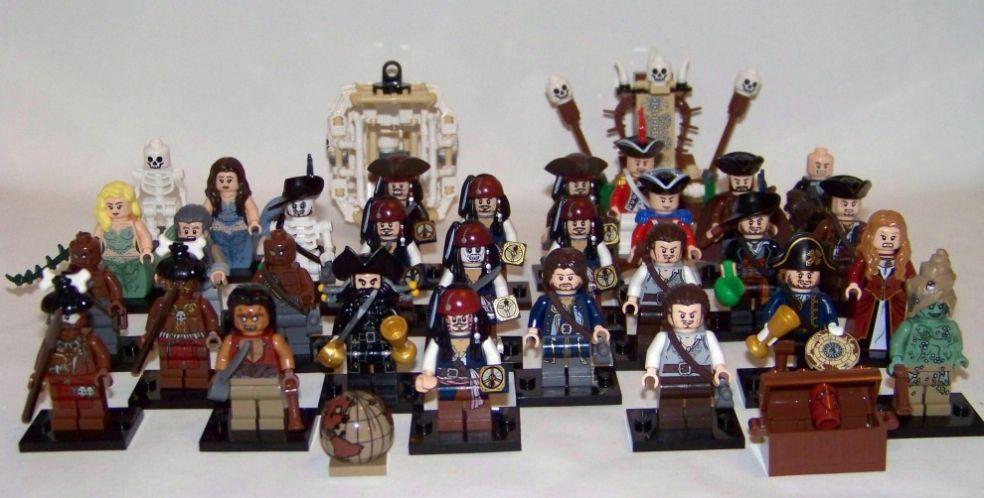 скачать игру Lego пираты карибского моря через торрент - фото 5