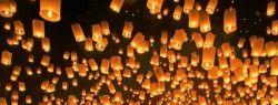 В Китае отмечают праздник Фонарей