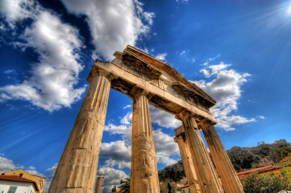 Ворота Афины