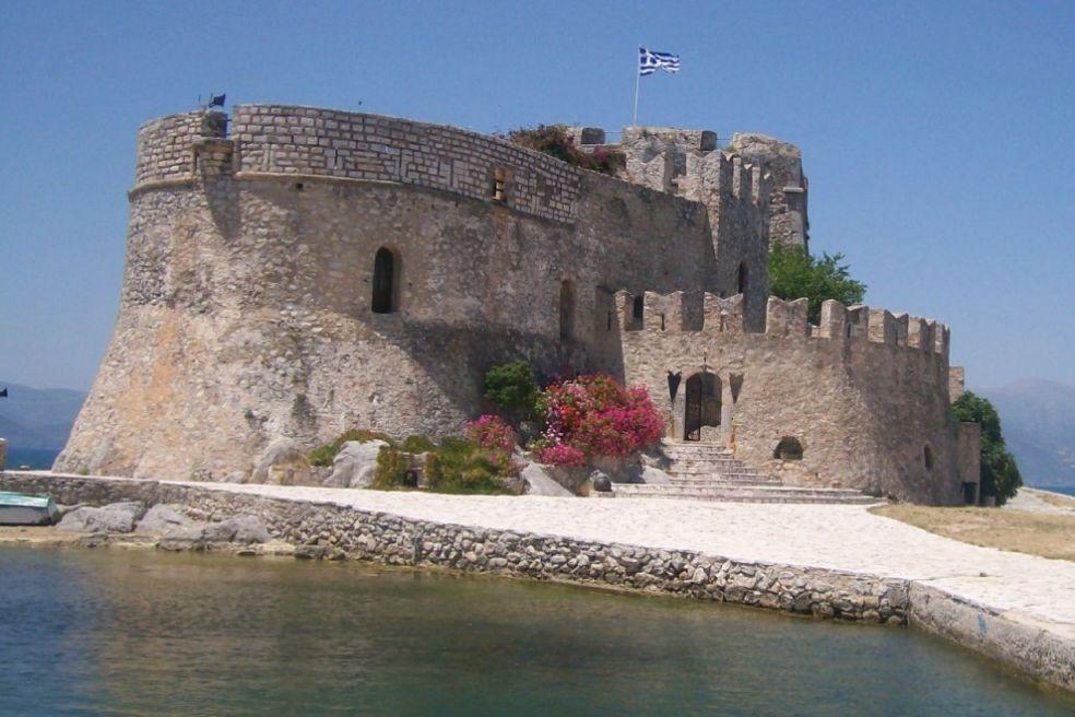 Замок На́фплион