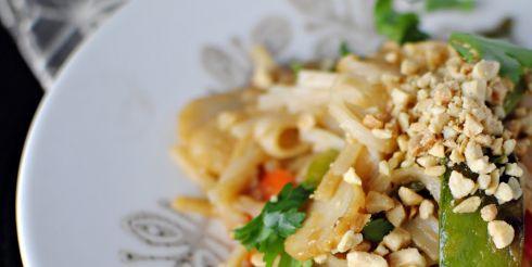 Овощная начинка по-тайски
