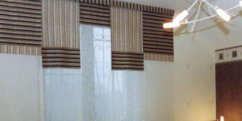 Как сделать японские шторы своими руками мастер класс 35