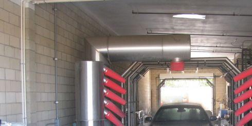 Очистка сточных вод на автомойках.