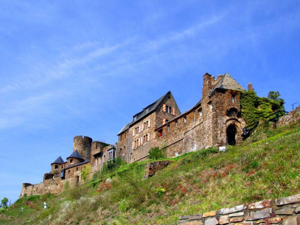 Замок Турант, Германия
