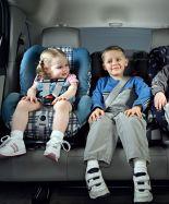 Как правильно выбирать детское автокресло?