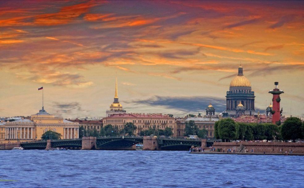 Его Величество Петербург