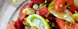 Особый салат из томатов