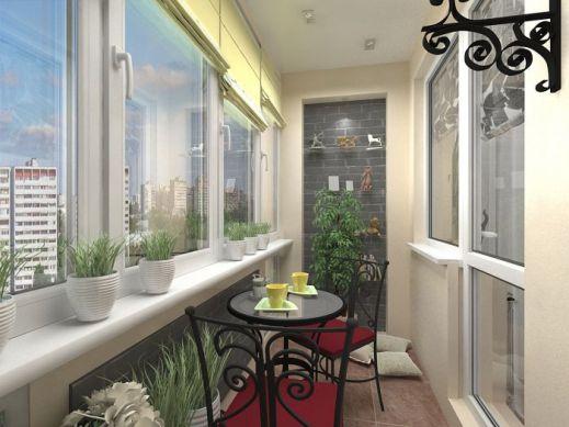 """Если вы решили, что довольно уже  """"наслаждаться """" городским шумом и пылью, и ваш балкон постоянно только и заливает..."""