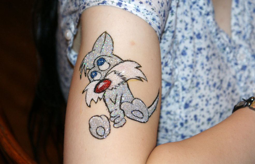 картинки нарисованных татуировок