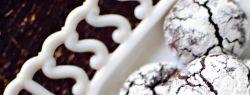 Шоколадное печенье с мятой