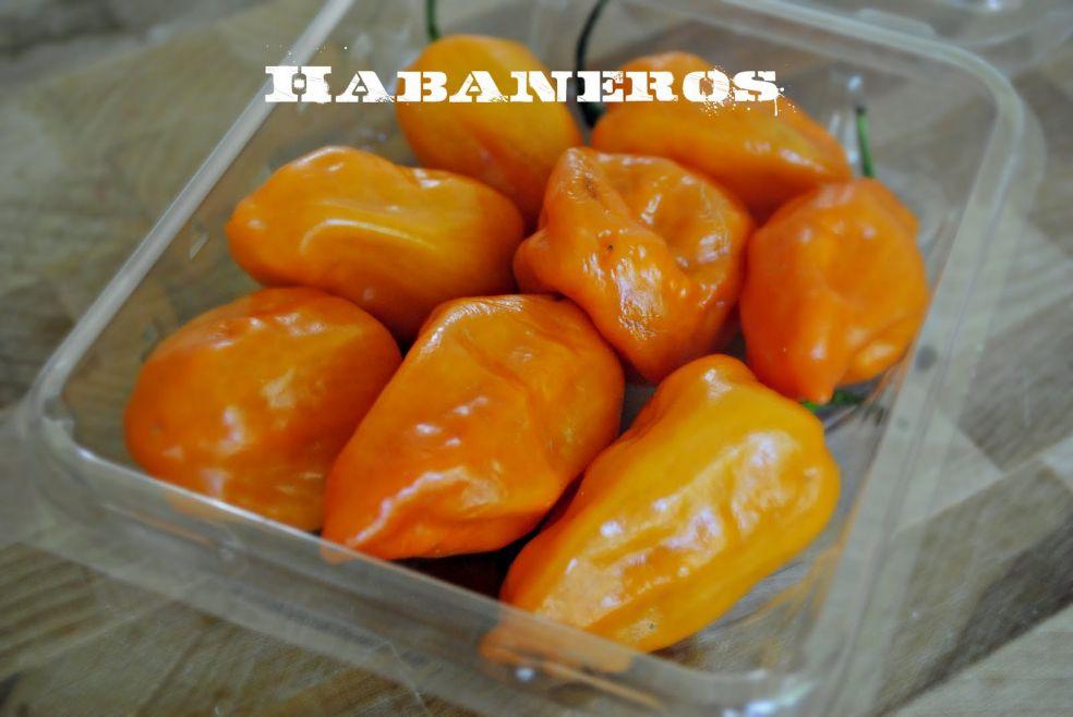 Сметанный соус с чесноком и хабанеро фото-рецепт