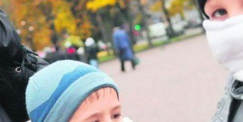 В Беларуси растет активность вируса А/H1N1