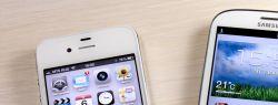 Apple опять напала на Samsung Galaxy S III