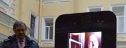 В России открыли памятник Стиву Джобсу