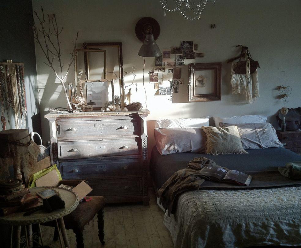 Спальни и кабинеты. Снятся ли там сладкие сны?