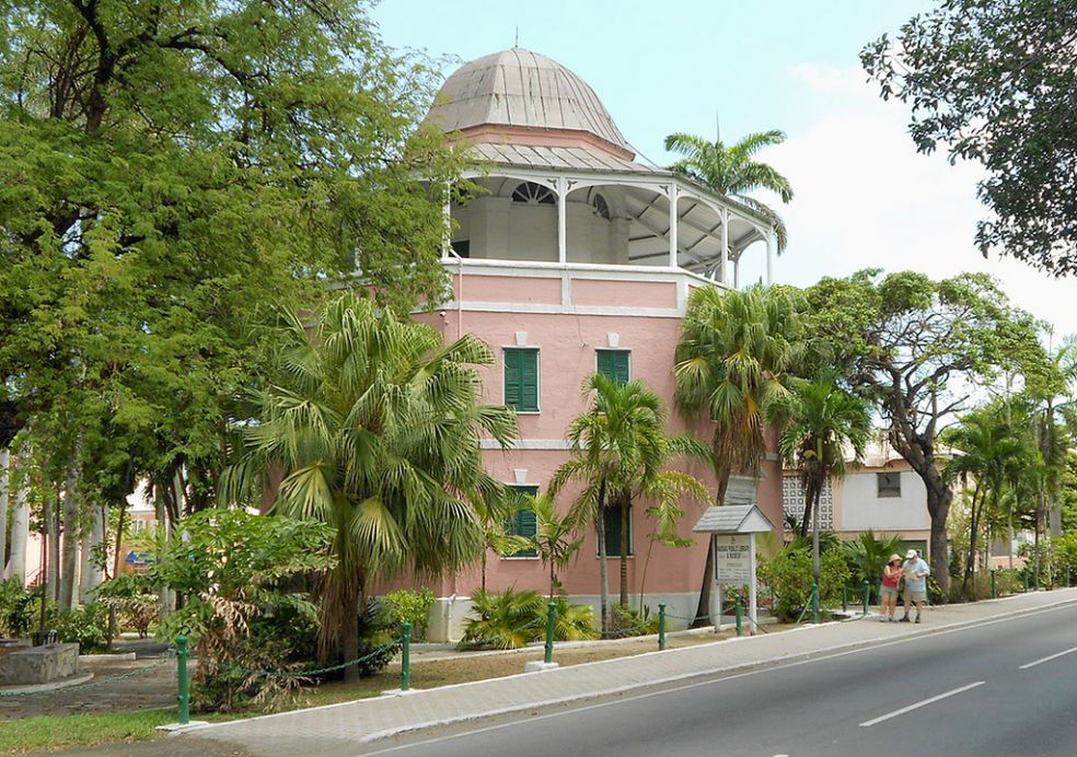 Публичная библиотека Нассау - Нассау, Багамские острова