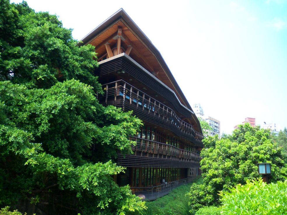 Общественная библиотека Тайпей - Бейтоу, Тайвань