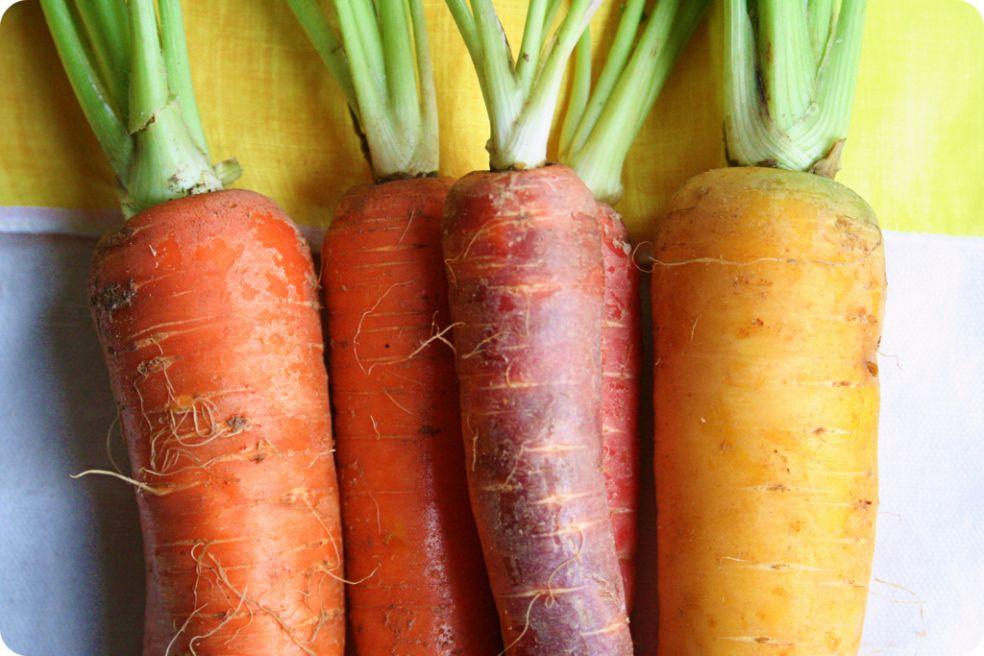 морковь от пигментных пятен