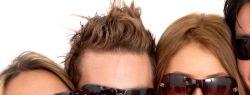 Как появились солнцезащитные очки
