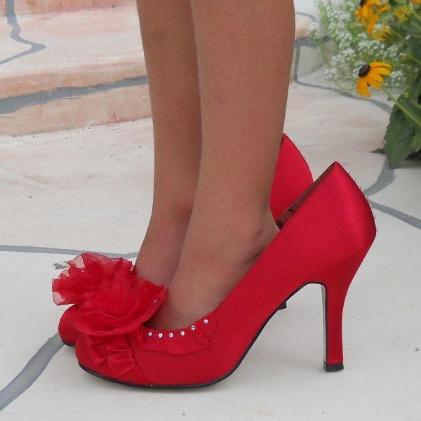 Каталог красивых туфель на высокой шпильке