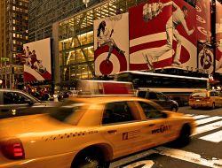 Нью Йорк такси