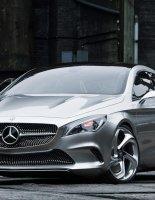 Ремонт глушителя в автомобиле Mercedes