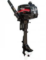 Четырехтактные моторы HDX для лодок – новая разработка в области машиностроения. Комплектация поражает воображение