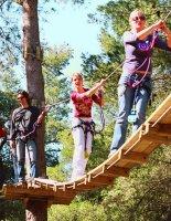 Активный отдых в парке приключений Adventure Park стал еще более популярным