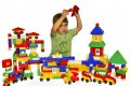 Детские конструкторы – игрушки, которые развивают