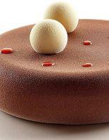 Шоколадный велюр для покрытия торта в домашних условиях