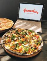 В «Pomidoro» пицца особенная