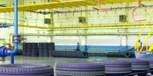 Каждая шина Viatti проходит комплекс испытаний на качество