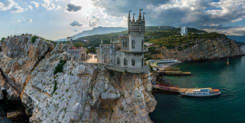 Открывая Крым